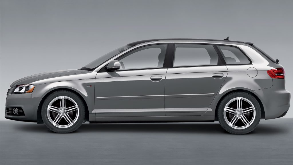 2012 Audi A3 - Definitely not inspired by the Protege5.