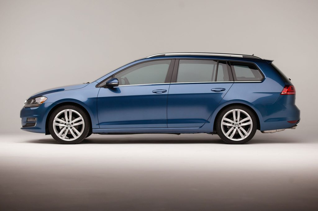2016 Volkswagen Golf Sportwagon - There's no good reason for me to own one of these.