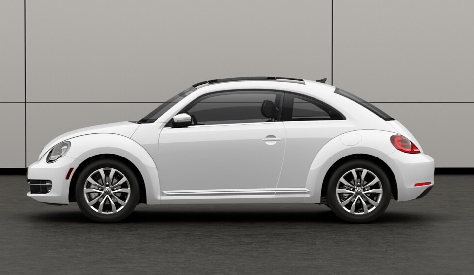 2016 Volkswagen Beetle - Who invited you to the party?